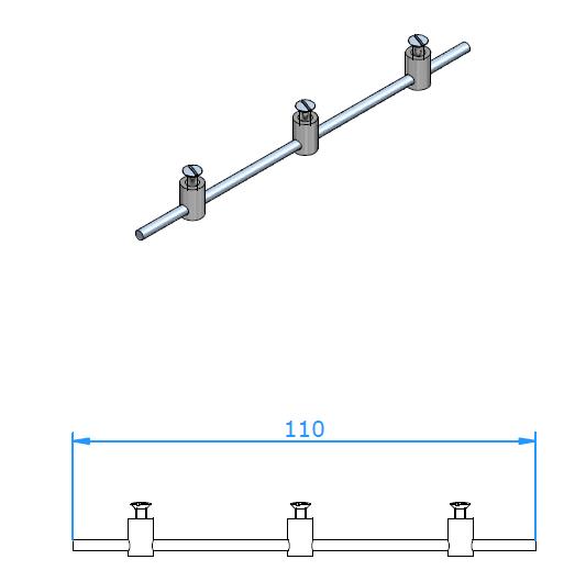 Accessori per Pannelo – Kit di Montaggio – Hamitherm